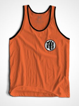 dragon ball vest