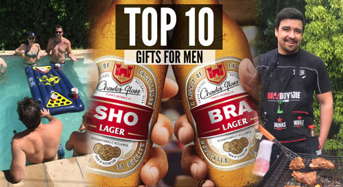 Top 10 Gift Ideas For Men South Africa