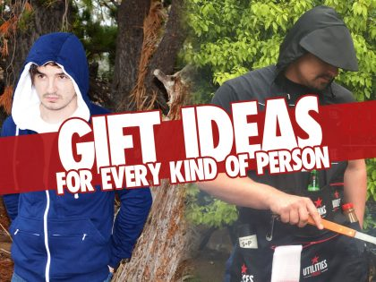 A Few Epic and Unique Gift Ideas For Every Kind of Person Out There